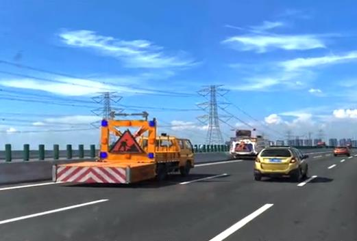 鞍山防撞缓冲车出租公司哪里有租?